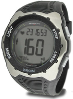W114 Heart Rate Monitor Watch