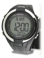 W115 Heart Rate Monitor Watch