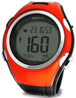 W117 Heart Rate Monitor Watch