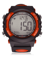 W166 Heart Rate Monitor Watch