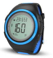 W207 Heart Rate Monitor Watch