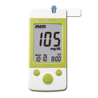 GM260 Series Blood Glucose Monitor