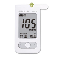 GM550 Series Blood Glucose Monitor