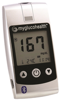 MyGlucoHealth Wireless Blood Glucose Meter