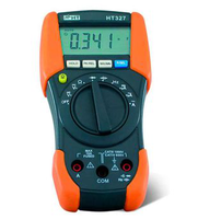 HT327 CAT IV Digital multimeter with TRMS measurements