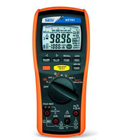 HT701 TRMS multimeter and insulation meter