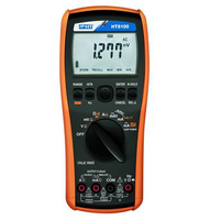 HT8100 TRMS multimeter and process calibrator