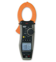 HT9022 Amperometric clamp and power quality analyzer