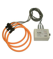 XL422 AC TRMS data logger for three phase systems