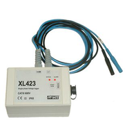 XL423 AC TRMS voltage data logger for single phase systems