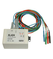 XL424 AC TRMS voltage data logger for three phase system