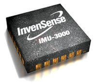 IMU3000 Triple Axis Motion Processor Gyroscope