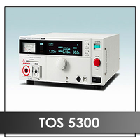 TOS5300 Hipot and Insulation Resistance Tester