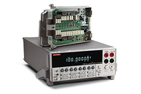 2790-HL Digital Multimeter Two-module System for Separating High and Low Voltage/Resistance Applications