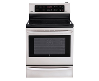 LRE3027ST Smart ThinQ Capacity Electric Single Oven Range with Infrared Grill
