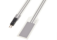 FDT Piezo Sensor Without Laminate & With Flexible Attachments