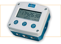 Fluidwell F118 Flow Rate Monitor with Linearization