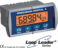 PD689 Loop Leader Loop-Powered Rate/Totalizer