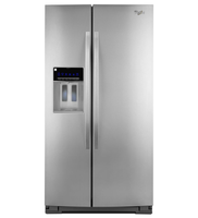 Smart Side-by-Side Refrigerator with 6th Sense Live Technology