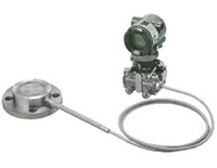 EJA438W Gauge Pressure Transmitter with Flush-type Remote Diaphragm Seal