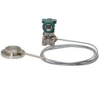 EJX438A Gauge Pressure Transmitter with Flush-type Remote Diaphragm Seal